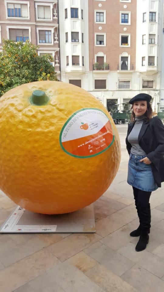 Desayuno Valenciano con naranjas IGP
