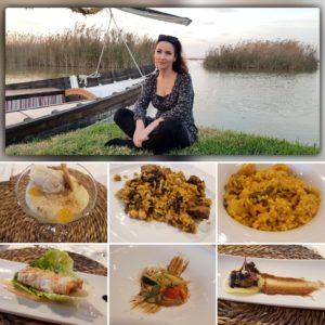 Sonia Selma en Nou Raco Jornadas Gastronómicas del Arroz