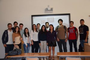 Seminario sobre Plan redes sociales